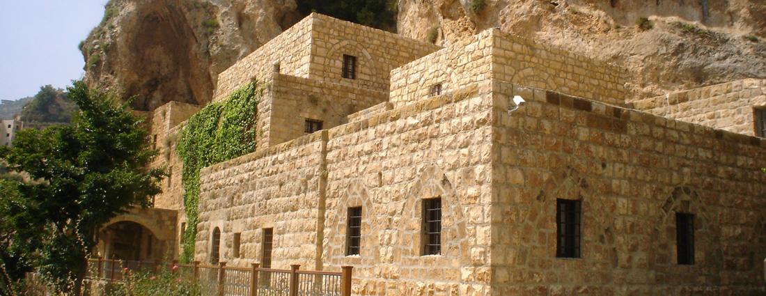 El Museo Gibran en Bsharri.