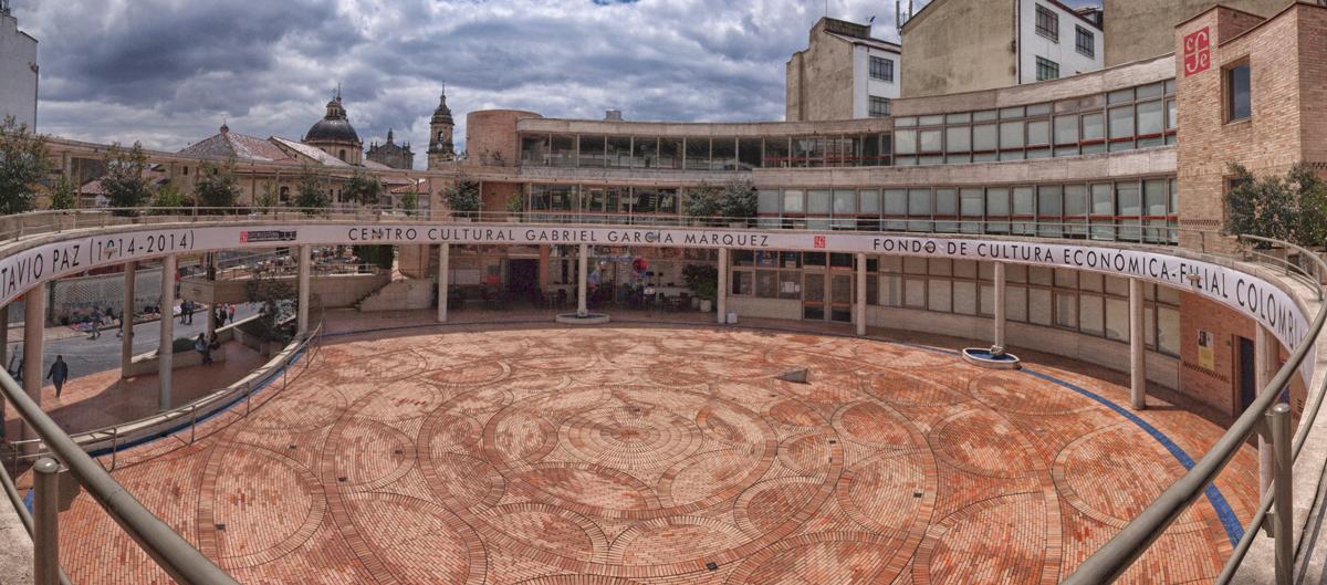 Centro Cultural Gabriel García Márquez, Colombia.